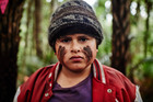 Julian Dennison stars in the Taika Waititi film, Hunt for the Wilderpeople. Photo / Supplied