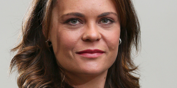TV host Heather du Plessis-Allan didn't front Story last night after being ordered off air by TV3. Photo/Hagen Hopkins