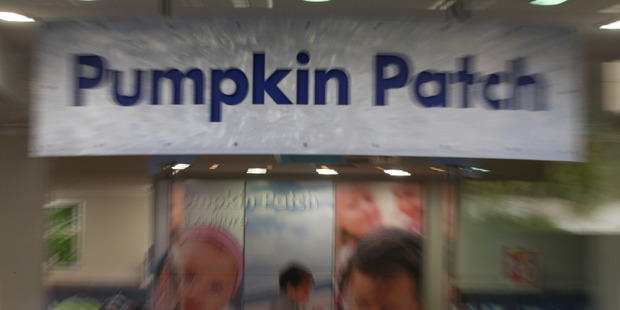 Was Pumpkin Patch stuck in the nineties? Photo / File