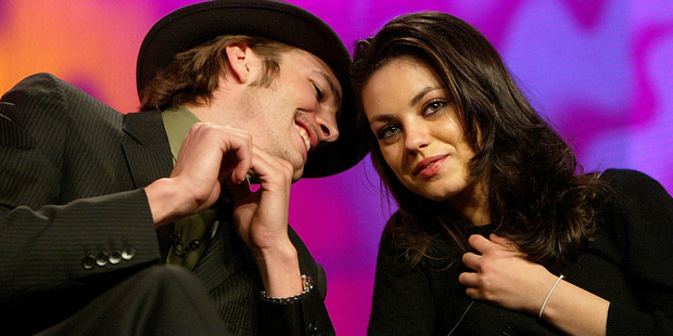Actor Ashton Kutcher and Actress Mila Kunis welcome their second child into the world. Photo / Getty