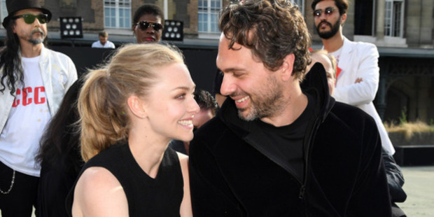 Amanda Seyfried and Thomas Sadoski are expecting their first baby shortly after getting engaged. Photo / Getty Images
