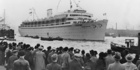 Wilhelm Gustloff is a war grave to 9500 women, children and troops. Photo / Getty Images
