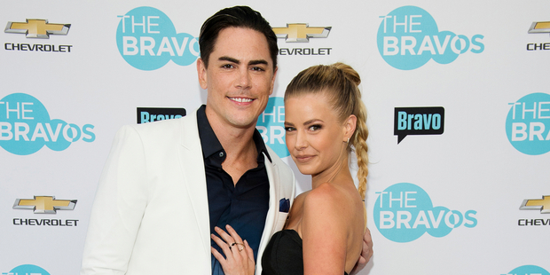 Tom Sandoval and Ariana Madix. Photo / Getty Images