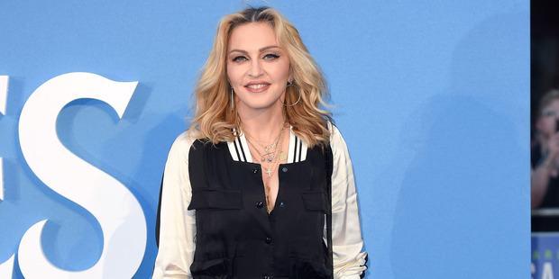 Madonna can relate to Kim's struggles so has been talking it through with her daily. Photo / Getty Images