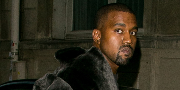 Kanye West is terrified people are trying to kill him, will stay in hospital. Photo / Getty Images