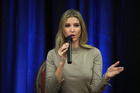 Ivanka celebrated her son Theodore's eight-month