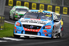 Scott McLaughlin during the ITM Auckland SuperSprint. Photo / Getty Images