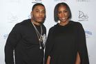 Rapper Nelly and singer Kelly Rowland. Photo / Getty Images
