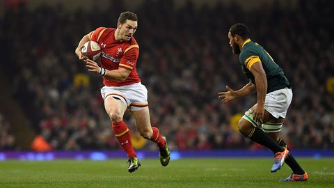Wales pile on the pain for sorry Springboks