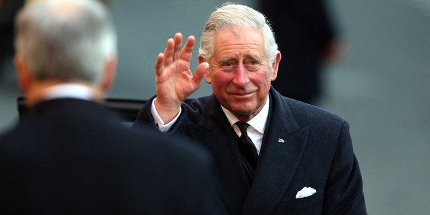 Prince Charles returned to celebrate the two hundredth anniversary of the Fitzwilliam and the 600th anniversary of the Cambridge University Library. Photo / Getty Images