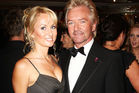 Noel Edmonds and his wife Liz Davies were said to be eyeing a move to New Zealand.