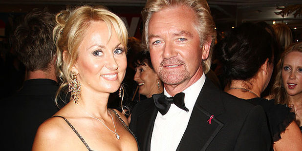 Noel Edmonds and his wife Liz Davies are said to be eyeing a move to 'spiritual' New Zealand. Photo / Getty