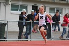Henry Patterson, 10, was disqualified from an inter-zone race in Lower Hutt for running barefoot. Photo/ Jo Murray