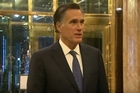 """Mitt Romney is praising Donald Trump, saying he has """"increasing hope"""" that the president-elect can lead the country to a """"better future."""" The 2012 Republican presidential nominee dined with Trump in Manhattan Tuesday night."""