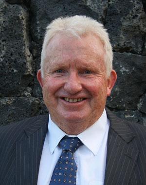 Nuplex chair Peter Springford.