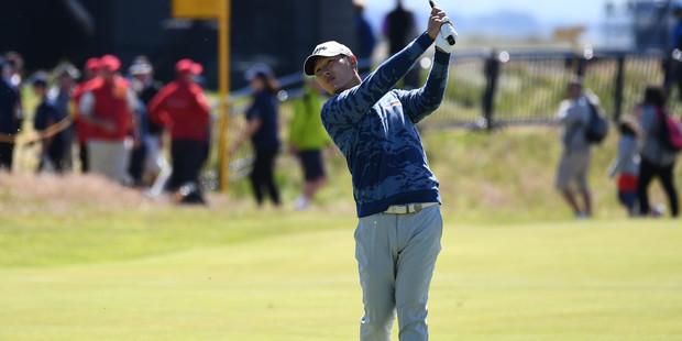 WORLD CLASS: Rotorua's Danny Lee is one of the star draw cards at the Australian PGA. PHOTO/photosport