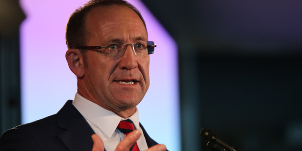 It seems unlikely that Labour leader Andrew Little will be New Zealand's Donald Trump or Bernie Sanders. Photo / Suppied