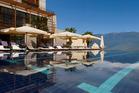 Lefay Spa and Resort, Lake Garda, Lombardy, Italy.