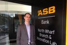 ASB chief architect James Bergin. Photo / File