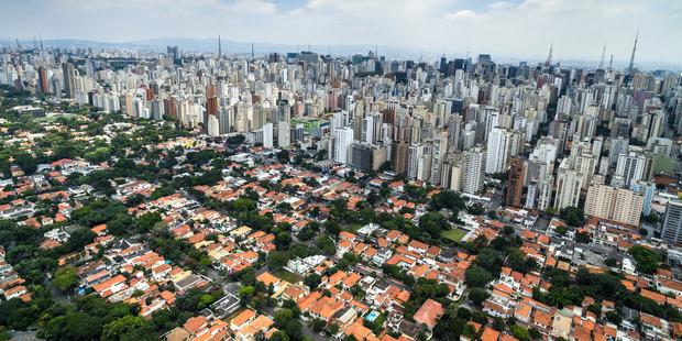Sao Paulo, Brazil. Photo / 123RF