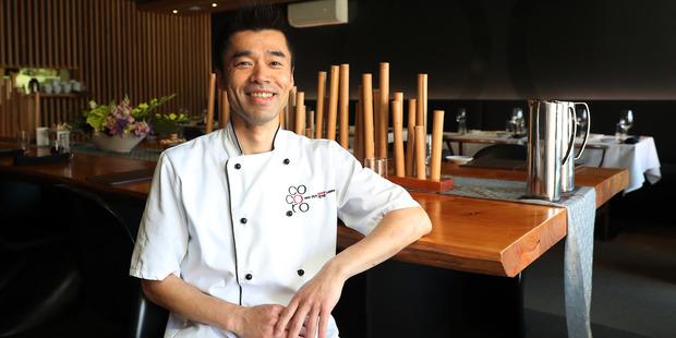 Chef Makoto Tokuyama. Photo / Getty Images