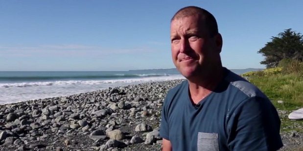 After years of working four jobs to make ends meet, Dave Lyons had hoped to finally be able to focus on his family and his surfing career. Photo / Alan Gibson
