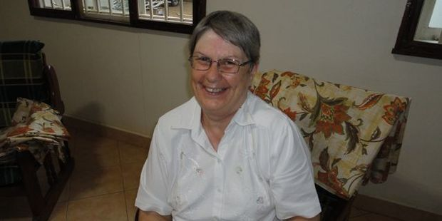 Sister Maureen McBride who died in a car crash in France. Photo / Supplied
