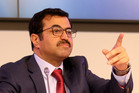 OPEC President Mohammed Bin Saleh Al-Sada. Photo / AP