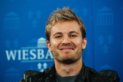 FILE -In this Nov. 30, 2016 file picture F1 Mercedes driver and 2016 World Champion Nico Rosberg from Germany attends a news conference in Wiesbaden, Germany. Photo / AP.