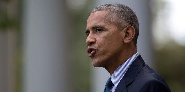 President Barack Obama initiated the program to shield from deportation young immigrants. Photo / AP
