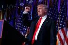 President-elect Donald Trump. Photo / AP