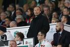 England's head coach Eddie Jones. Photo / AP