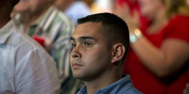 Young Cuban rafter Elian Gonzalez. Photo / AP