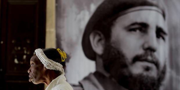 Loading How will history judge Castro? Photo / AP