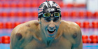 Follow swimmer Michael Phelps' example and try cupping  - but don't expect gold. Photo / AP