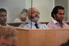 This month Shivneel Kumar (left) and Brynne Permal were denied leave to appeal their sentences. Pool photo