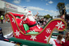 Last year's Tauranga Santa Parade. Photo/file