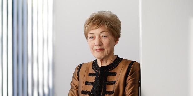 Deloitte Top 200 judge Dame Alison Paterson.