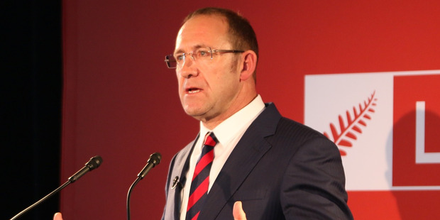 """Labour Leader Andrew Little says said no specific arrangements have been made yet, beyond """"very preliminary discussions"""". Photo / Supplied"""