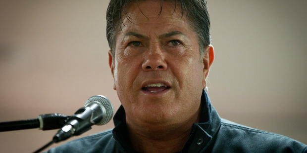 Loading Bishop Brian Tamaki believes hatred directed at him and his followers proves they are right. Photo / File
