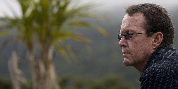 Loading Dr Paul Buchanan believes the bomb threats will strike again. PHOTO/Richard Robinson