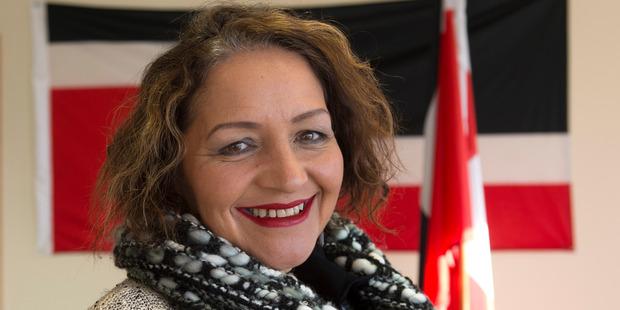 Maori Party co-leader Marama Fox. A Maori-Mana showdown with Labour looks likely. Photo / Mark Mitchell