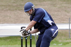 Last season's opening batsman Matt Boswell comes back into the Wanganui team to play Hawke's Bay today.