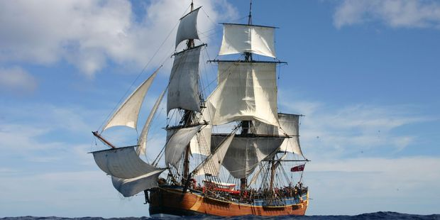 Organisers of the 250th anniversary commemorations of Captain Cook's arrival hope a replica of his ship, the Endeavour, will lead a flotilla of vessels on a journey around New Zealand with several stops in Northland.