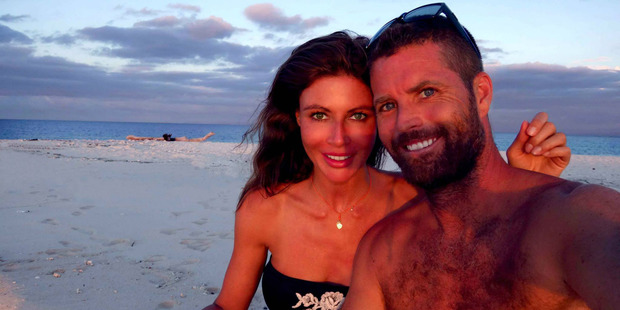 """Nicola Robinson is going natural following her marriage to """"Paleo Pete"""" Evans. Photo / Facebook"""