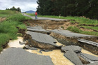 The Kaikoura earthquake is expected to hurt tourism and farming in affected areas. Photo / Supplied