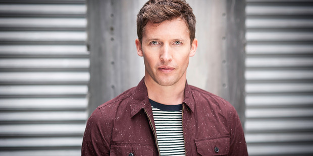 James Blunt missed injury despite the one being 'knighted'.
