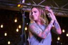 Kiwi musician Gin Wigmore is among a line-up of speakers at a TedX Talk to be held at Scott Base, Antarctica, in January. Photo / File