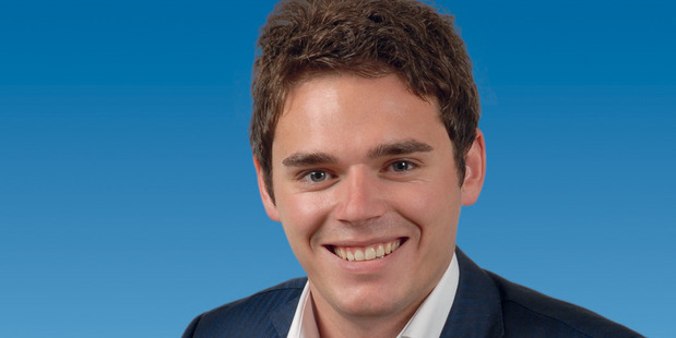 National MP for Clutha-Southland Todd Barclay is pleased to move on from the case. Photo / Supplied