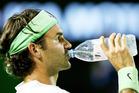 Roger Federer. Photo / AP.